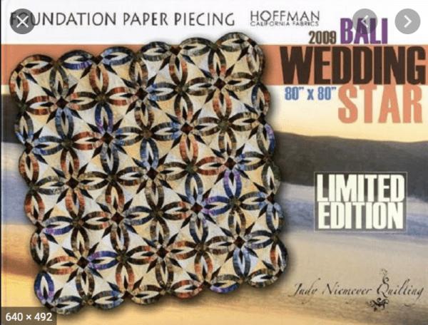 Bali Wedding Star Limited Edition 2009