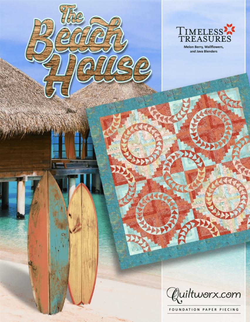 JudyQ Block The Beach House