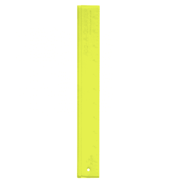"Add-A-Quarter 18"" Yellow"