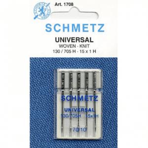 Schmetz Universal Needles (5) sz 70/10