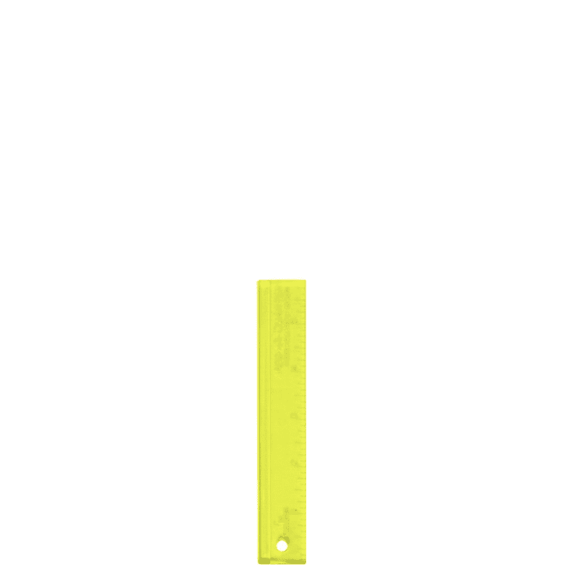 "Add-A-Quarter, 6"", Yellow"