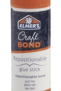 Elmer's Craft Bond Repositionable Glue Stick